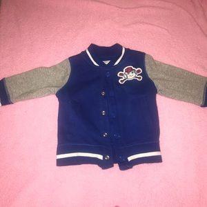 5d9c56340 Kids  Baby Varsity Jacket on Poshmark